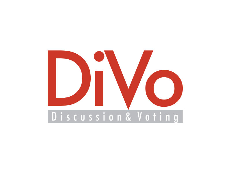 DiVo - Discussion & Voting per smart communities