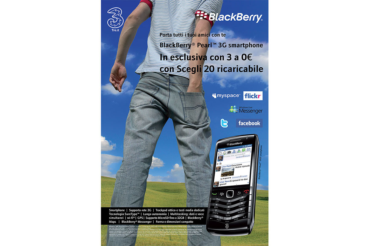 BlackBerry Pearl - ADV