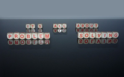 It's all about problem solving