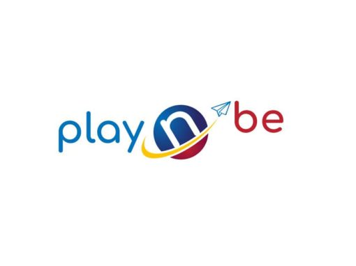 Play'n'Be – logo design
